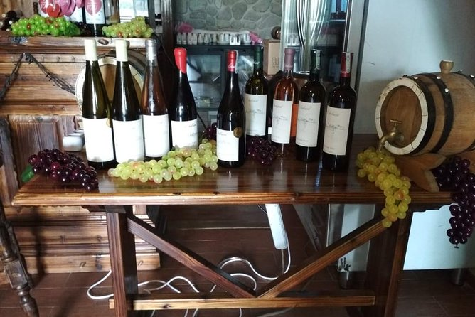 Wine Tasting and Winery Tour