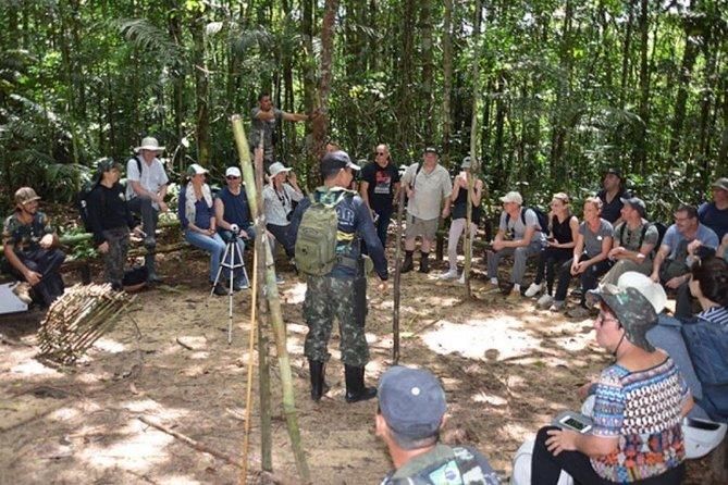 Meio Dia Tour- Jaguar Sobrevivência na Selva - Floresta Amazônica - De Manaus