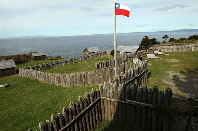 Private Cruise Shore Excursion From Punta Arenas: City Tour & Fort Bulnes