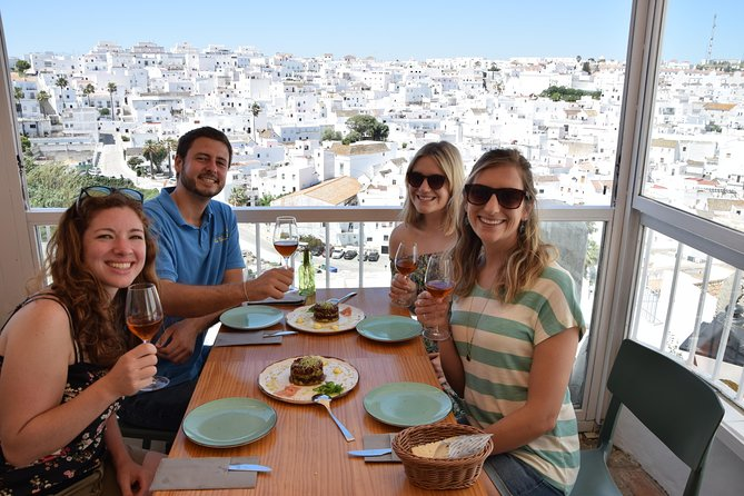 Sherry and Tapas Wine Route in Vejer de la Frontera
