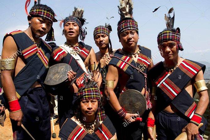 Northeast India trible tour