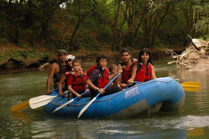 Safari Float Sarapiqui River From Sarapiquí