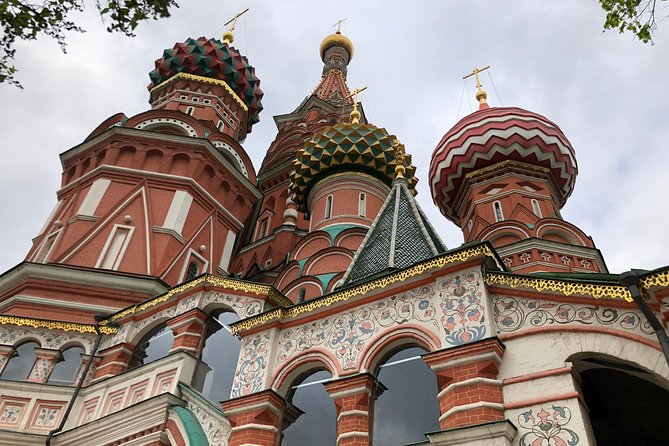 Moscow Highlights Full Day Private Tour (Flexible)