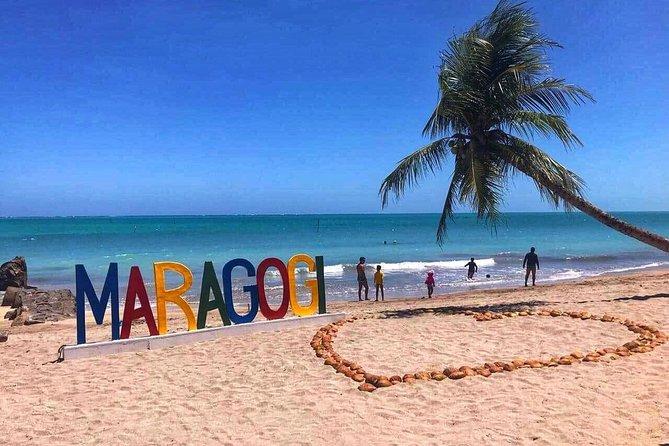 Maragogi - AL Tour from Recife / Olinda / Jaboatão dos Guararapes