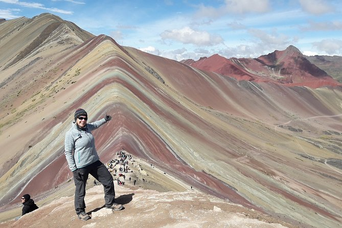 Rainbow Mountain and the Red Valley Private Tour