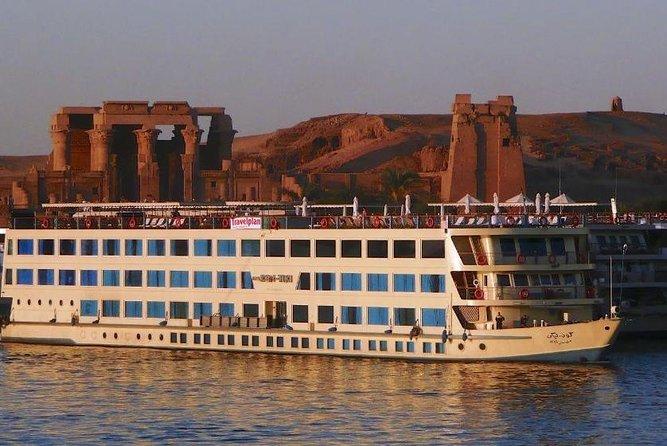 Amazing Sailing Nile Cruise from Aswan for 1 Night
