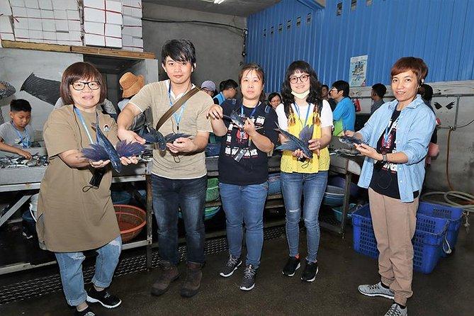 Qixingtan Fish Fishing Chihsingtan Classic Fishing Tour
