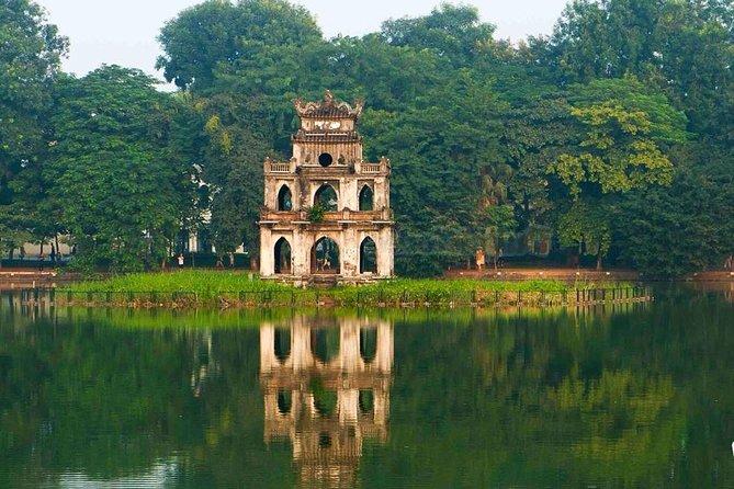 Private Tour Hanoi City Half Day (explore hidden corners)