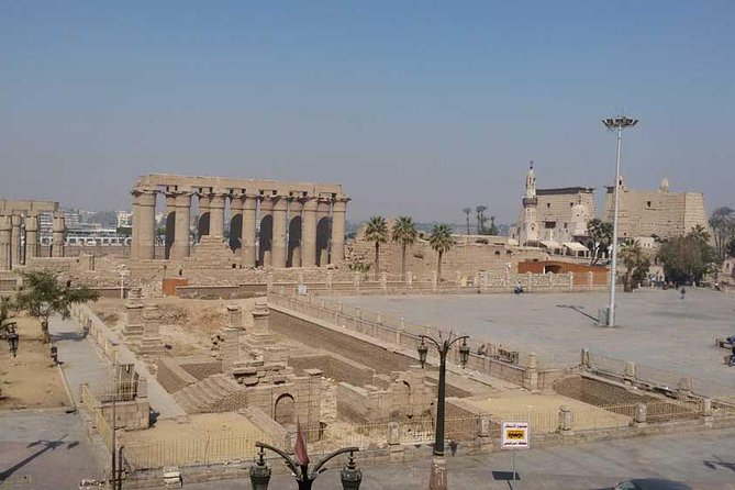Luxor East bank Tour to Karnak and Luxor Temples