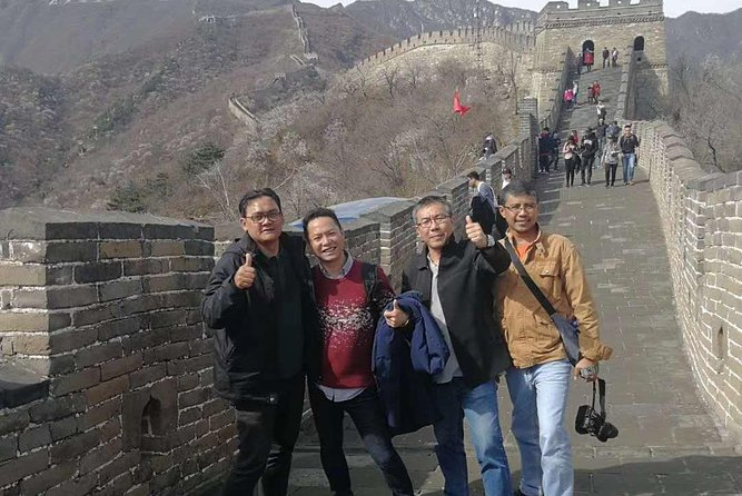 8-9 hours layover tour to Mutianyu Great Wall and Summer palace