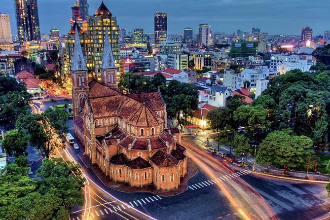 Ho Chi Minh City & Cu Chi Tunnel full day (Small Group)