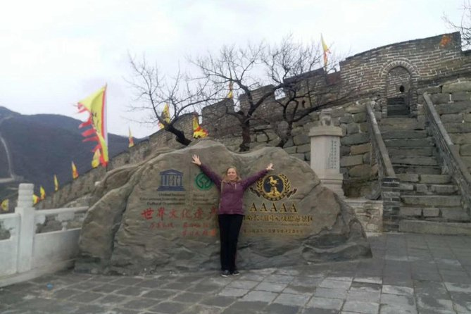 8-9 hours layover tour to Mutianyu Great Wall and Lama Temple