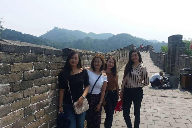 Private Layover Trip to Mutianyu Great Wall & Forbidden City by English Driver