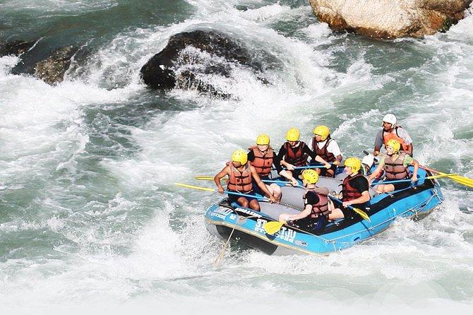 Luxury Nepal Trip With Rafting And Chitwan Jungle Safari