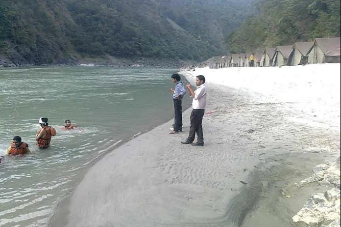 Rafting in Rishikesh- BanBanjara