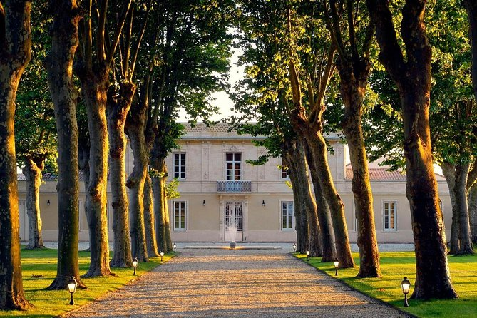 Visit of the castle and wine tasting in Margaux