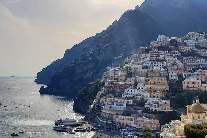 Private transfer from Rome to Amalfi Coast - 2 people