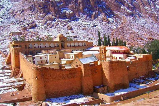 Private 2 Days 1 Nights Tour Package To Saint-catherine From Cairo