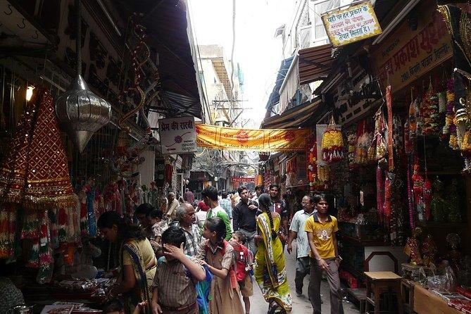 Private one day city tour of agra from delhi including kinaari bazaar walk