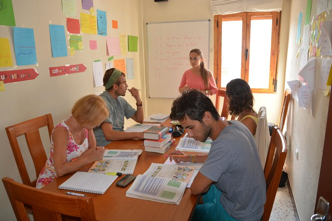 Spanish course as educational leave
