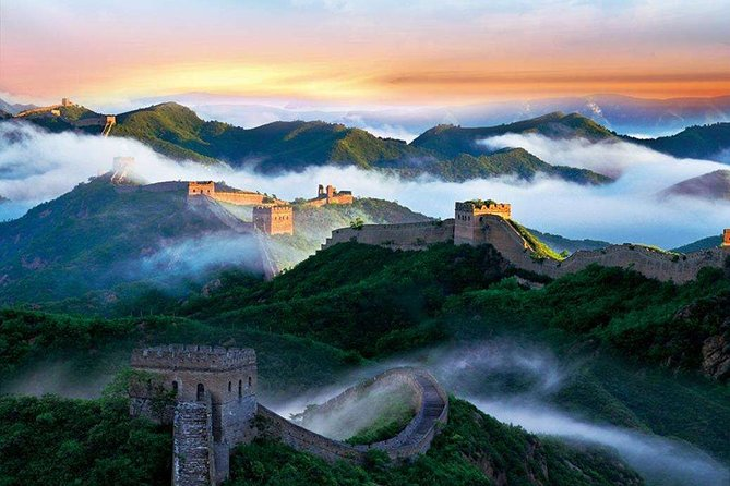 Great Wall Private Day Trip by Limo from Beijing