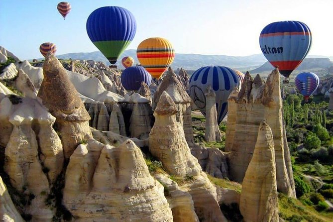 Cappadocia Day Tour From Nevsehir Or Kayseri Air Port Everyday
