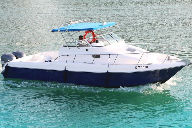 Enjoy Private Boat Cruise and Tour Sightseeing in Dubai Marina