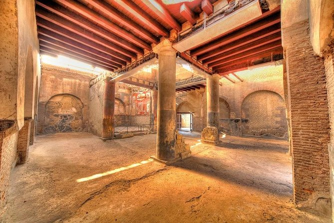 Pompeii & Herculaneum Day Trip from Naples - Low Cost