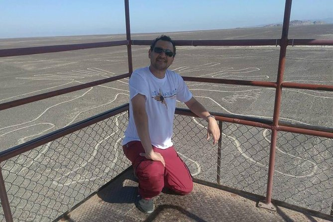 Nazca lookouts