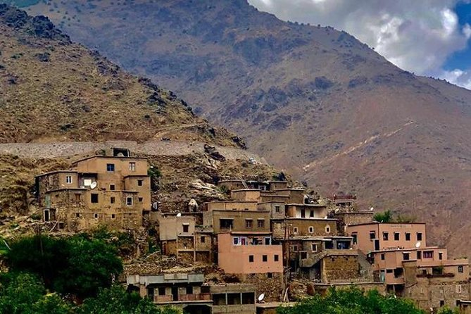 Atlas Mountains Day Trip with Camel Ride from Marrakech including lunch