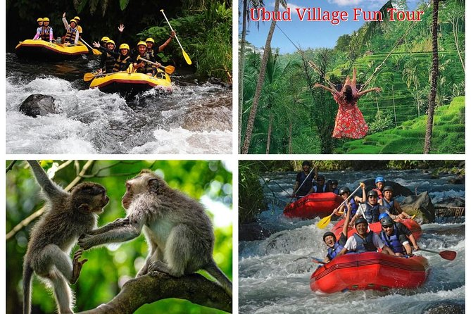 Ubud Village Fun Tour