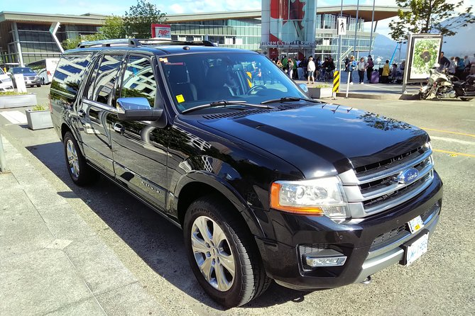 Private Transfer, Vancouver International Airport to Langley, BC-VIP SUV