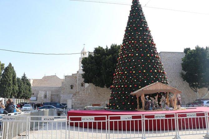 Bethlehem, Jericho and Jordan River Full Day Tour