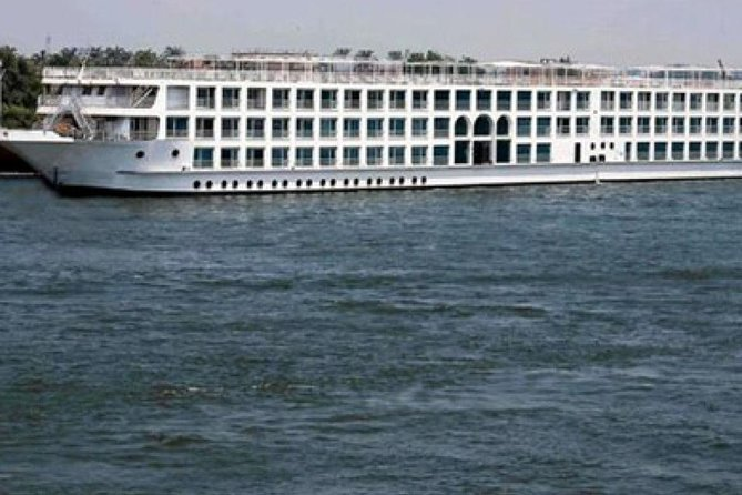 3-Night Cruise Abu Simbel, with valley of kings and Karnak Temple From Aswan