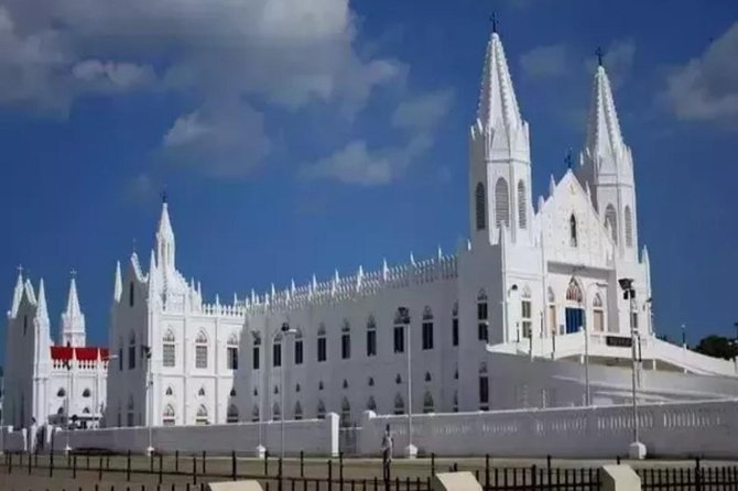 Sacred Pilgrimage Tour - Our Lady of Good Health in Velankanni from Trichy photo 3