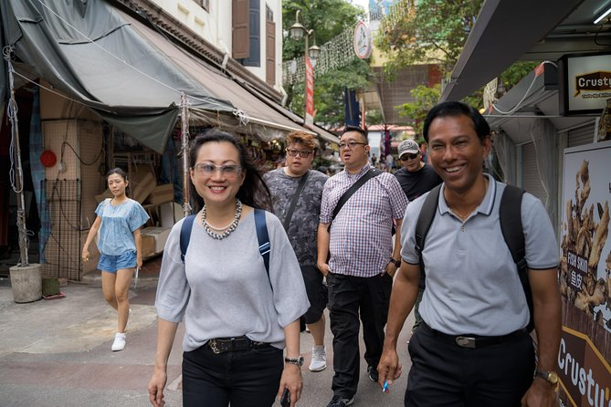 Secret Food Tours Singapore w/ Private Tour Option