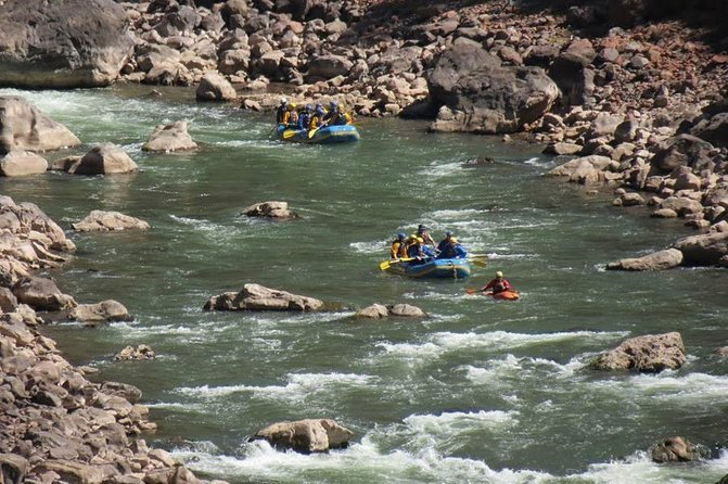 Ecoadventures river rafting- inka trail 2days,1night