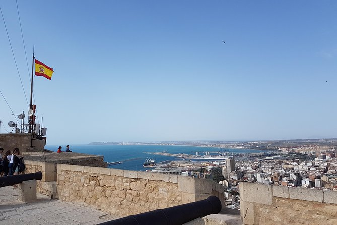 Alicante: Castle And Historical Centre