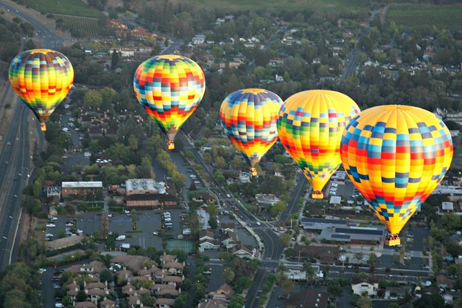 Over Yountville