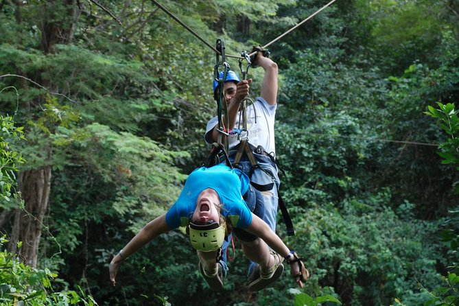 Private Rincon de la Vieja Volcano Adventure Tour from Liberia