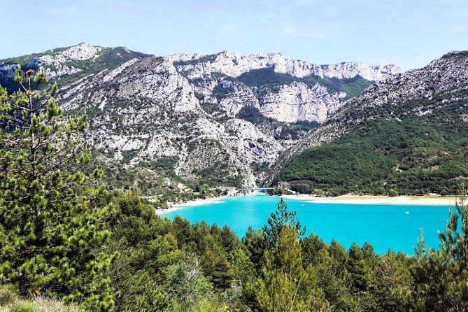 The Gorge du Verdon & Provençal village of Moustiers Sainte Marie private tour