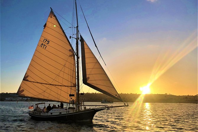 Classic Sunset Sail in San Diego