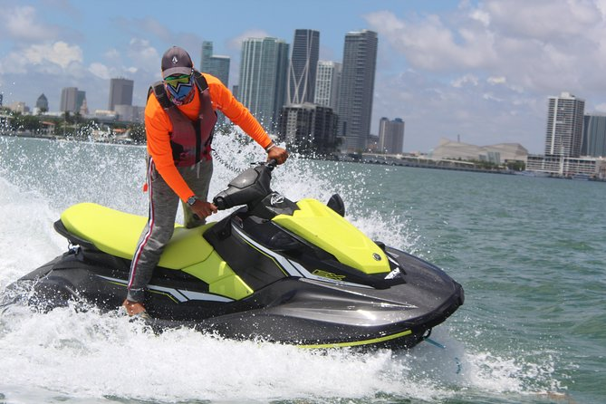 Jet Ski Rental in Biscayne Bay 2019 - Miami