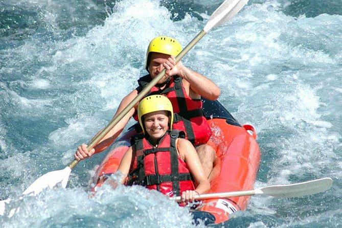 Alanya White-Water River Rafting