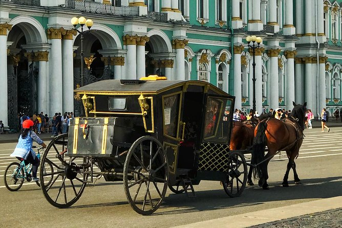 Saint Petersburg City Tour with Private Guide