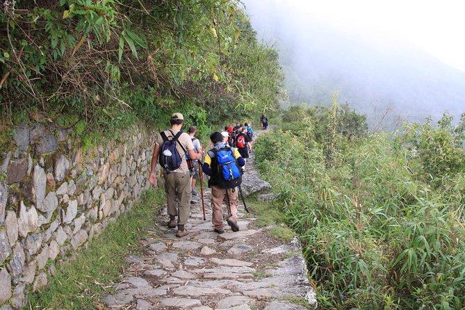 2 Days |ALL INCLUDED| Inca Trail to MachuPicchu (Private)