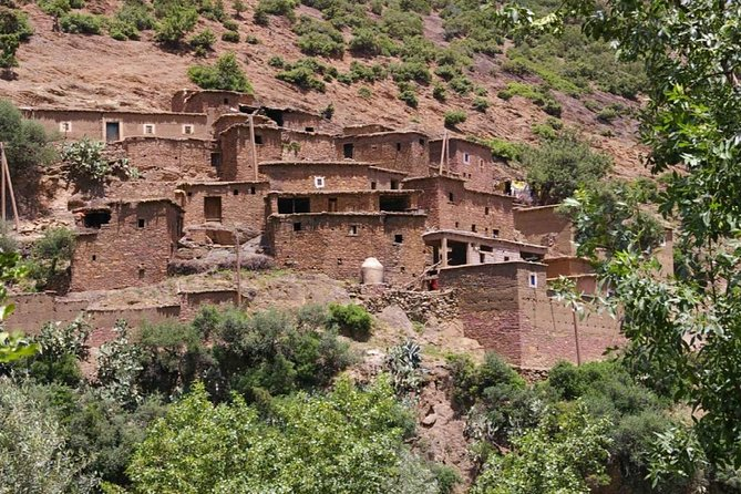Three Valleys Private Day Trip from Marrakech via Atlas Mountains