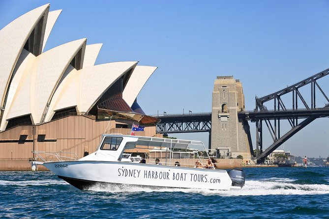 Secret Sydney Lunch Cruise with 3 beach stops