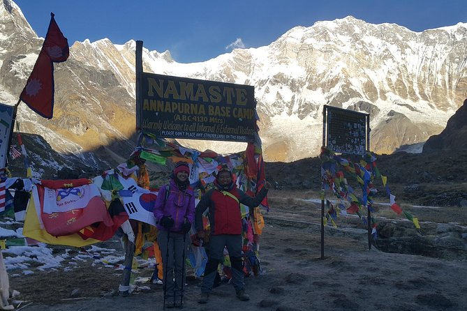 Annapurna Base Camp Trek photo 9