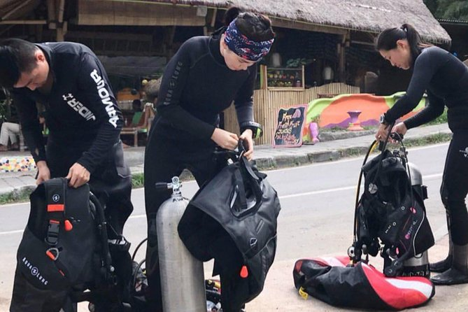 PADI Open Water Diver Course - For Beginner